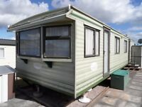 COSALT RIMINI 34' x 10' STATIC CARAVAN / MOBILE HOME (Off Site)