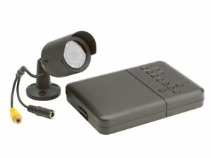 Friedland Response CWK2 Wired Colour Camera and 2-Channel DVR CCTV Recorder Kit