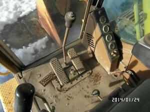 """235C CAT HOE WITH 36"""" CUTTING BUCKET AT www.knullent.com Edmonton Area image 9"""