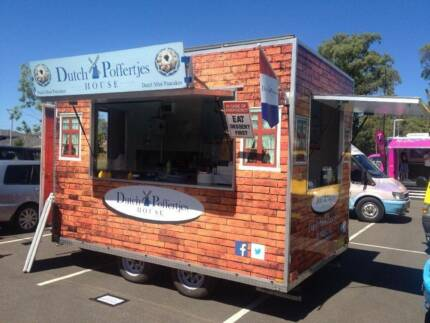FOOD VANS - AUS FOOD TRUCKS Lithgow Lithgow Area Preview
