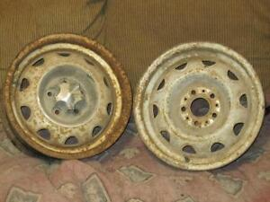 Small bolt pattern dart rally wheels