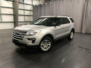 2018 Ford Explorer XLT 4WD*Accident Free/Local Vehicle*