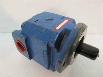 Permco P124a082zlza12-55 124 Series Small Displacement Hydraulic Pump