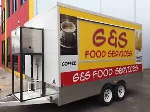 Tandem Food Van Trailer 4000x2460x2200-TRAILER NEW Craigieburn Hume Area Preview