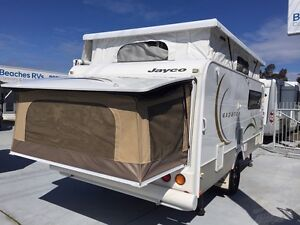 2010 Jayco Expanda Outback 16ft With Shower Toilet North Narrabeen Pittwater Area Preview