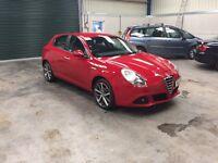 2011 Alfa Romeo giulietta lusso 2.0jtdm 170bhp excellent condition guaranteed cheapest in country