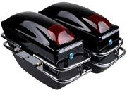 Suzuki Intruder Saddle Bags