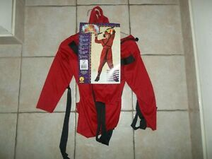 Red ninja costume West Island Greater Montréal image 1