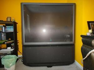 Sony 52 Quot Projection Tv