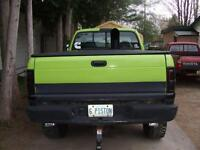 Dodge Ram Tail Gate Protector & Handle Cover