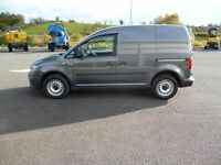 Sept 2016 Volkswagen Caddy S