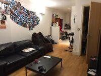 double bedroom in two room flat