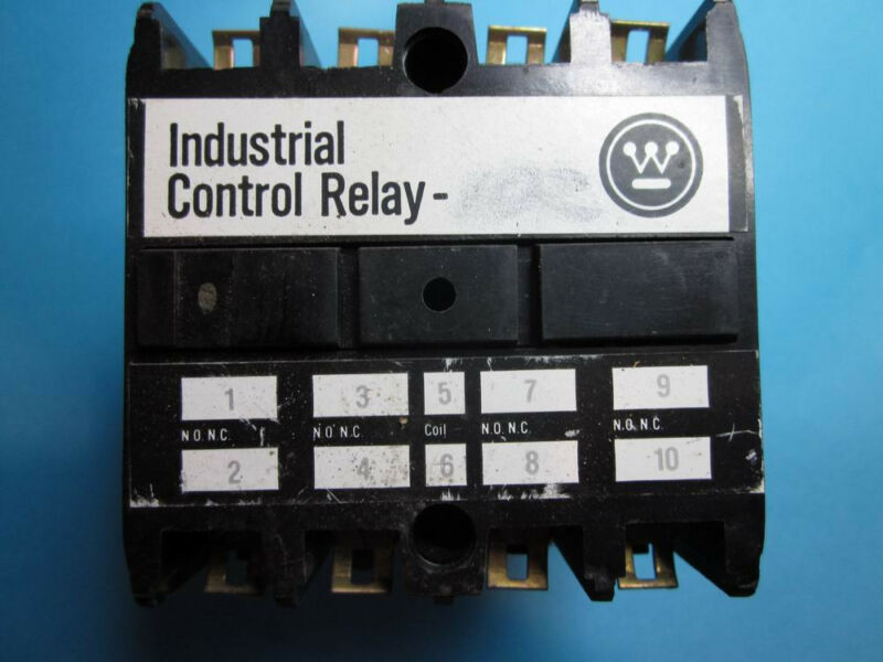WESTINGHOUSE AR440A  INDUSTRIAL CONTROL RELAYS