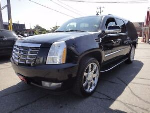 2008 Cadillac Escalade ESV MINT CONDITION,2 DVD,LEATHER ROOF