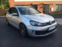 VOLKSWAGEN GOLF GTD 2.0 TDI DSG FULLY LOADED!!!