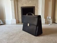 Thierry Mugler laptop bag / briefcase