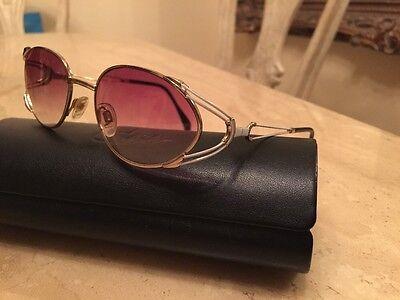 Estate Find CAZAL Women's Designer Tinted Eyeglass Frames Glasses (Find Eyeglass Frames)