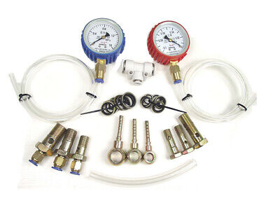 diesel engine low pressure fuel system tester tool common rail pump tester