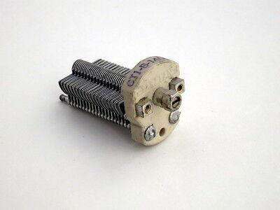 140 Pf Air Variable Capacitor Tarzian Ct1-b140g