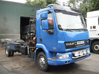 DAF TRUCKS LF by Addlestone Commercials, Addlestone, Surrey