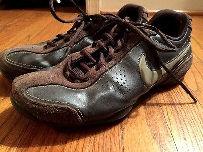 NIKE AIR Retro Brown Suede Leather Shoes Men's Size 10