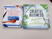 How to Start a Creative Business Books