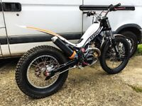 Montesa 315r Trails Fully restored Loads of New Parts with MOT