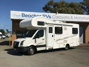 2011 Talvor Murana Motorhome Valentine Lake Macquarie Area Preview