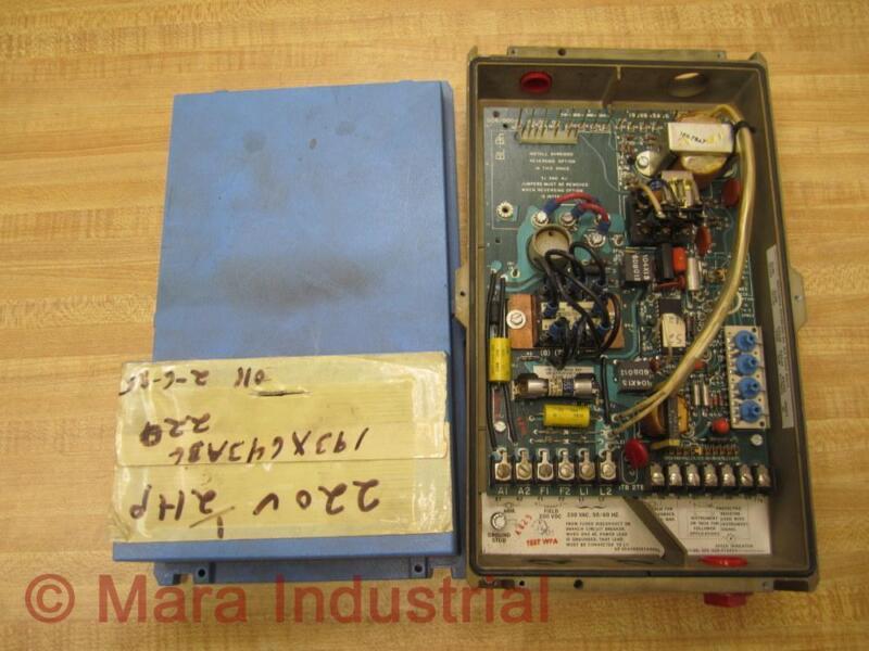 General Electric 193X643ABG220 Control Card