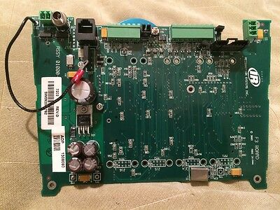 Oem Main Mother Board F3 For Rsi Adp Handpunch Hp-4000 3000 4000 Time Clock