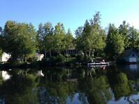 Chalet à louer Lac Souris