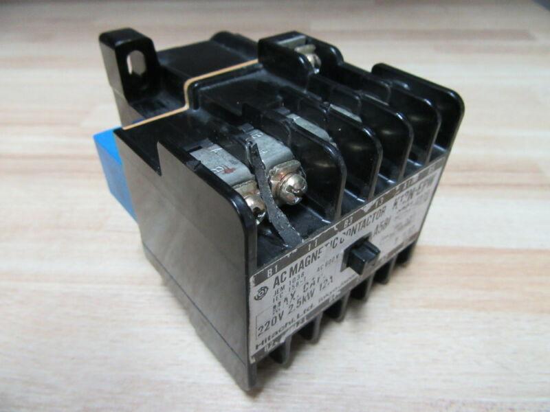 Hitachi K12N-EPW Contactor A58L-0001-0178