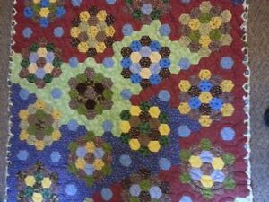 Handsewn Lap Quilts / Baby Quilts  by Steve Meek of Peterborough Peterborough Peterborough Area image 2