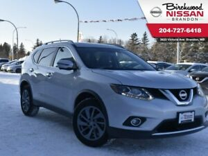 2016 Nissan Rogue SL Leather/AWD/Heated Seats/360 cam