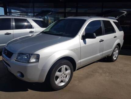 2005 Ford Territory TS 7 Seat Wagon Warragul Baw Baw Area Preview