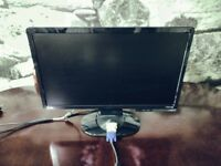 22 inch - BenQ G2220HDA + HDMI Adapter