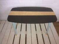Retro Black And Gold Coffee Table