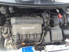 2006 Honda Jazz 5dr 1.2 Petrol DSI Engine - 2002-2008 Low Miles bare engine