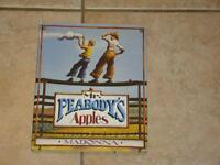 MADONNA's CHILDRENS HARDCOVER  BOOK - MR PEABODY'S APPLES