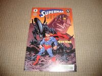 SUPERMAN/ALIENS- ISSUE 1 (OF 4)