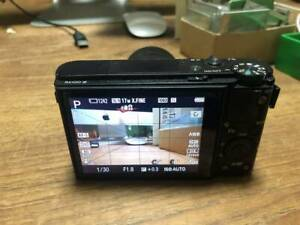 Sony RX100iii Mk 3 Camera - excellent condition