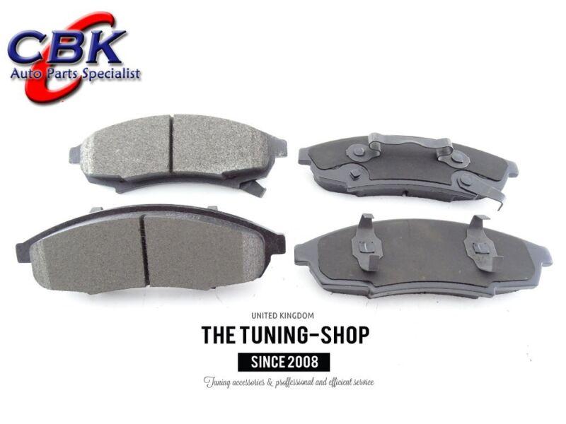 Front Brake Pads D376 CBK For BUICK REGAL CHEVROLET LUMINA MONTE CARLO