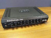 EBS Reidmar 750 - Bass Guitar Amplifier Amp Head