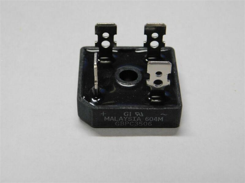 KBPC6005 6 AMP 100PRV BRIDGE RECTIFIER X 5PCS