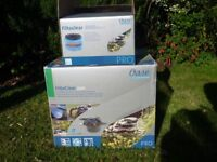 Oase 3000 Filtoclear + New UV Bulb + New Filter elements