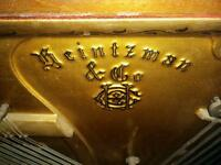Heintzman & Co. Upright Piano