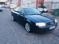 AUDI A6 2003 2L SPECIAL EDITION/ not bmw Mercedes Benz or X5 or opel vectra