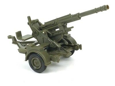 New Ray WWII Artillery Gun 1:32 Scale 54mm Plastic Military Toys