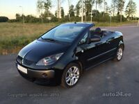 Mitsubishi Colt CZC Cabriolet, Black leather seat covers, Brand New