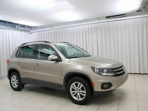 2015 Volkswagen Tiguan Almost NEW!! 2.0 TSi 4-Motion All-Wheel D